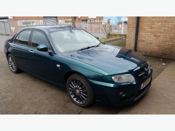 mg zt 1.8 turbo