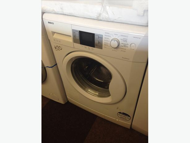 BEKO WASHING MACHINE 8KG 1200 SPIN2