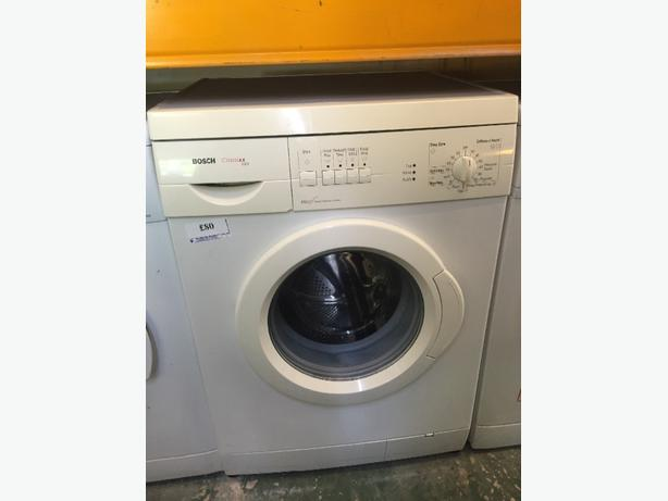 🚚🚚 bosch washer 1200 spin free delivery &fitting