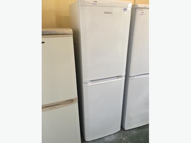 ➕ A class beko fridgefreezer free delivery