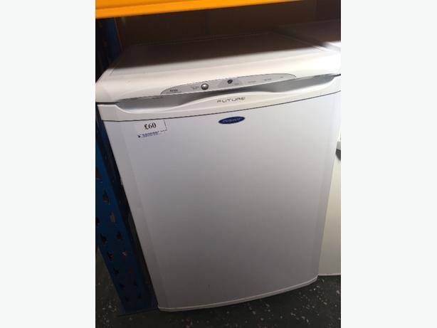 🌐nice white hotpoint future freezer