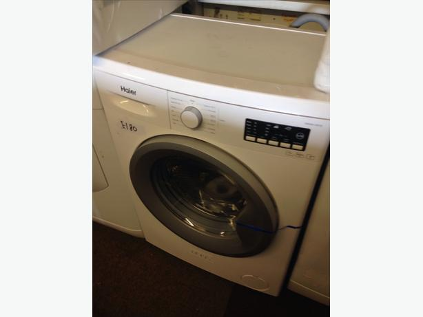 HAIER WASHING MACHINE 6KG GRADED