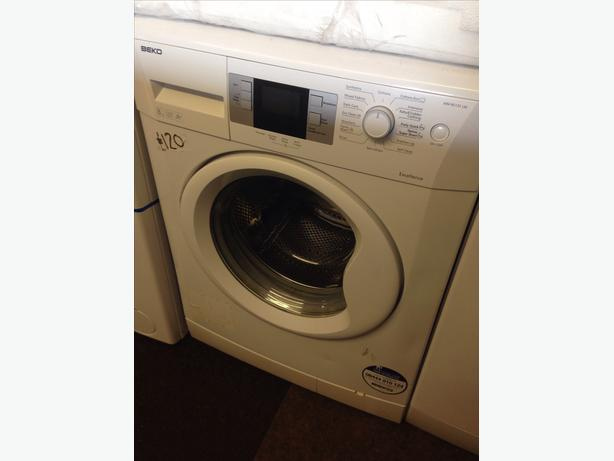 BEKO 8KG 1200 SPIN WASHING MACHINE4