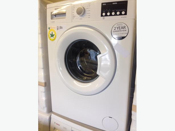 SERVIS WASHING MACHINE 7KG 1200 SPIN6