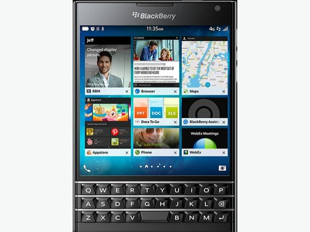 BLACKBERRY PASSPORT!! SWAPS OR SALE