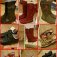Brand new childrens shoes and boots