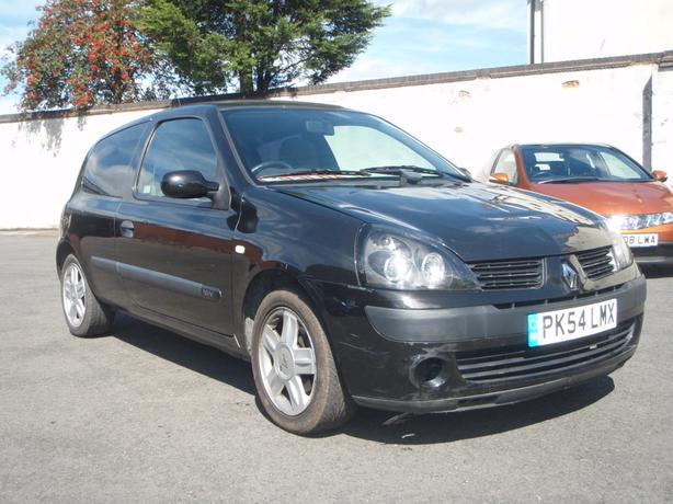 Renault Clio 1.2 16v Dynamique 3dr