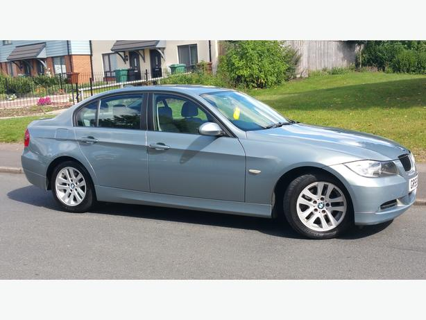 BMW 320 DIESEL AUTOMATIC (FULL SERVICE HISTORY (6 months mot