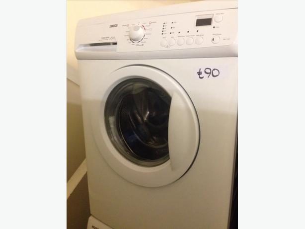 ZANUSSI FLEXI OOSE 7KG 1200 SPIN WASHING MACHINE