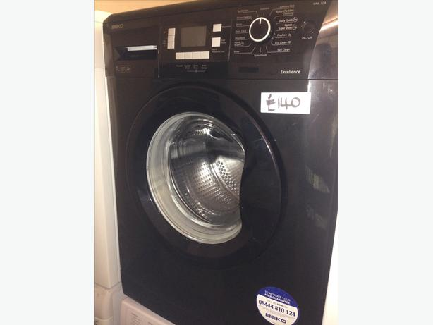 BEKO WASHING MACHINE 7KG BLACK2