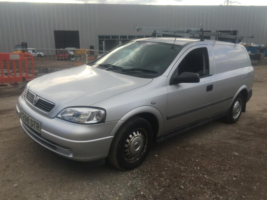 2001 vauxhall astra envoy van 1 7 dti  isuzu engine Vauxhall Astra Hatchback Interior Opel Insignia
