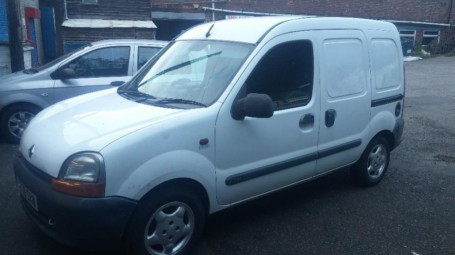 renault kangoo 450 ono aldridge sandwell. Black Bedroom Furniture Sets. Home Design Ideas