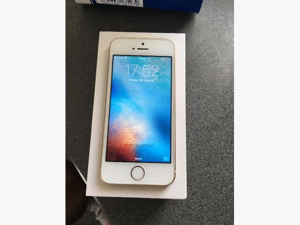 iphone SE 16gb o2