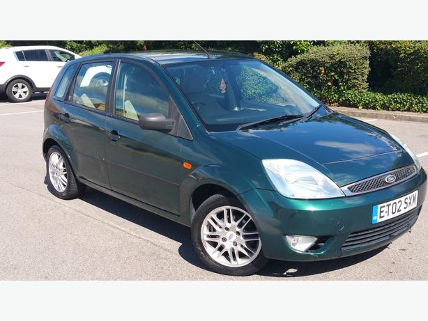 FORD FIESTA 1.6 2002(10 MONTHS MOT)mileage 84 k miles only