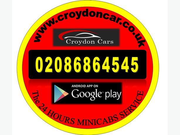 Croydon Cars MiniCab Taxi Service