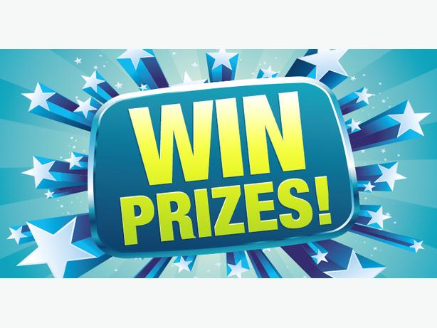 COMPETITION TIME!!! - WIN AN IPHONE 6 FOR £5 GBP CASH PRIZES!!