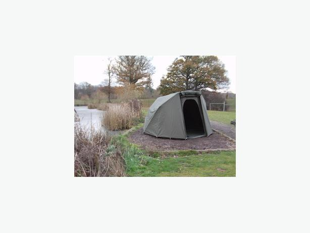 super size bivvy with winter skin