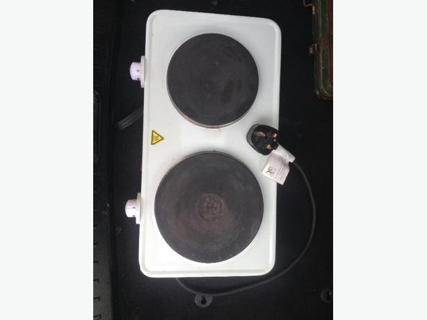 Electric Twin Ceramic hob