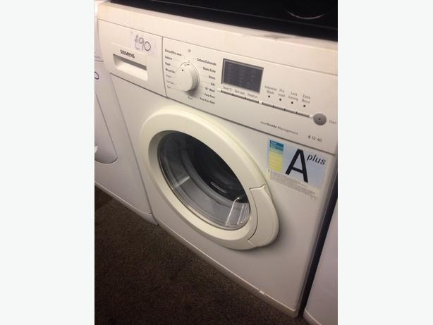 SIEMENS WASHING MACHINE 6KG 1200 SPIN..