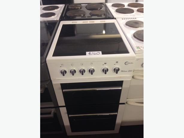 FLAVEL ELECTRIC COOKER  CERAMIC TOP 50CM..