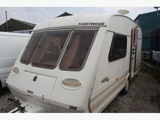 FLEETWOOD COLCHSTER 2 BERTH TOURER