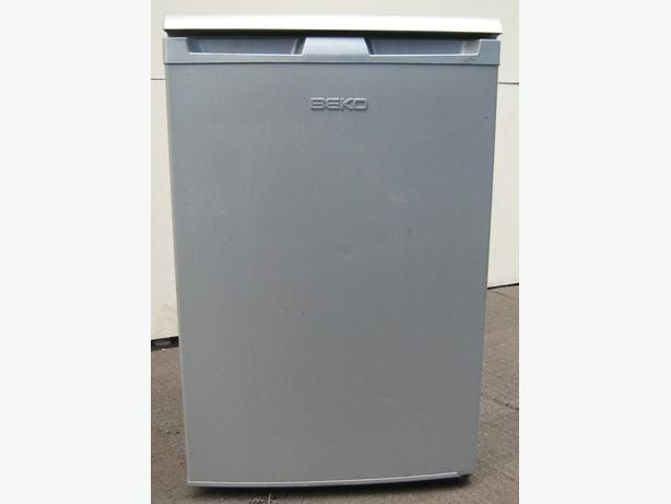 Beko Silver Under Counter Fridge with 6 Month Warranty