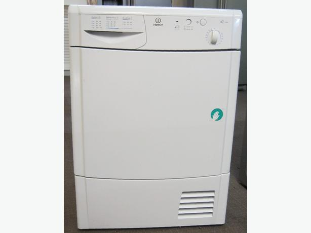 Indesit 7kg White Condenser Tumble Dryer, 6 Month Cover
