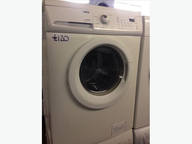ZANUSSI WASHING MACHINE 1400 SPIN2