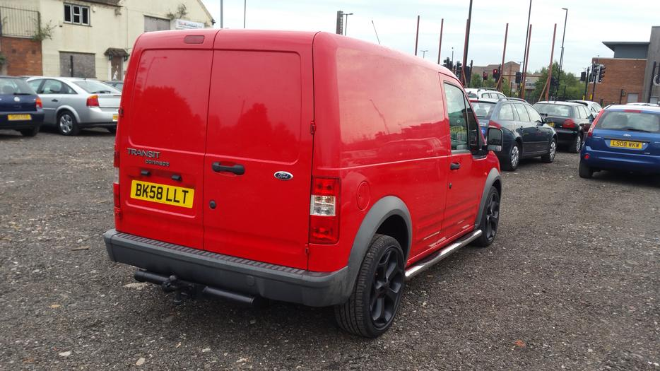 Ford Transit Connect 08 Plate 1 8 Diesel Manual Low