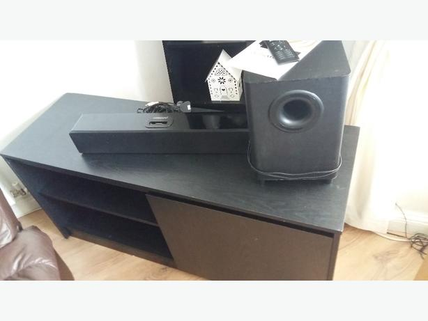 orbitsound  sound bar with tv unit