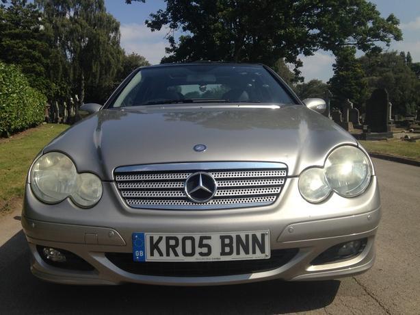 Mercedes-Benz C Class C 220 CDI SPORTCOUPE SE 2.2 2dr