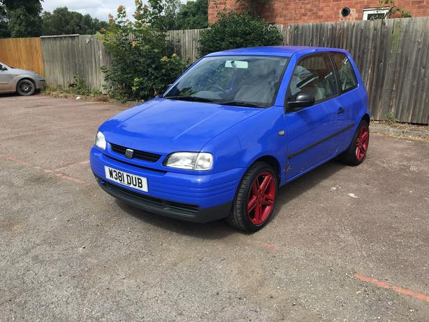 Seat Arosa 1.4 Automatic long mot mot, fully loaded