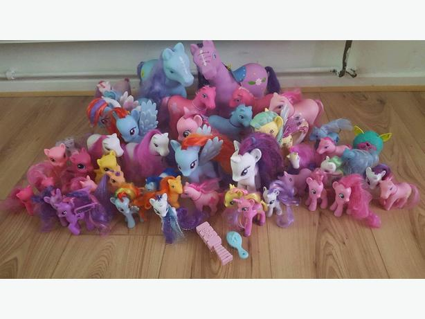 45 My little pony's
