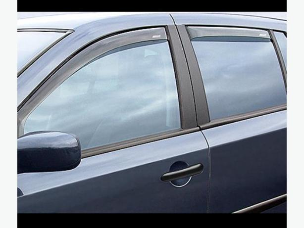 Ford C-max Heko tinted 4pc wind deflector set (new)
