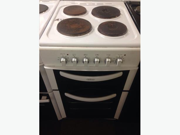 BELLING PLATED TOP DOUBLE OVEN FAN ASSISTED3