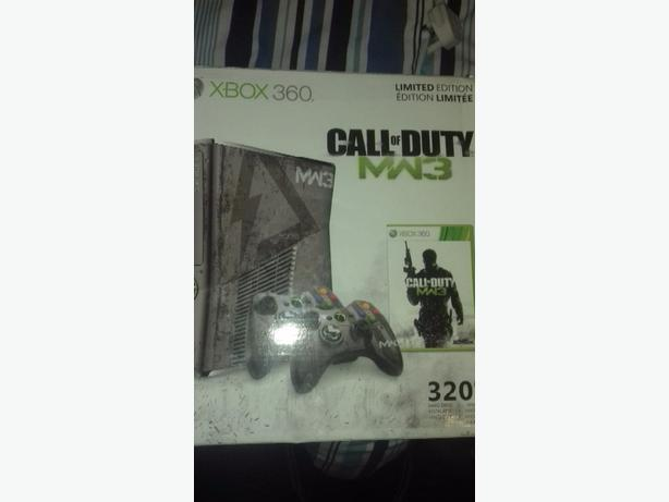 320 g lmited edition xbox 360