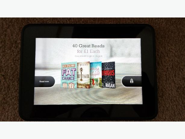 Kindle Fire HD 7 (2012) Tablet