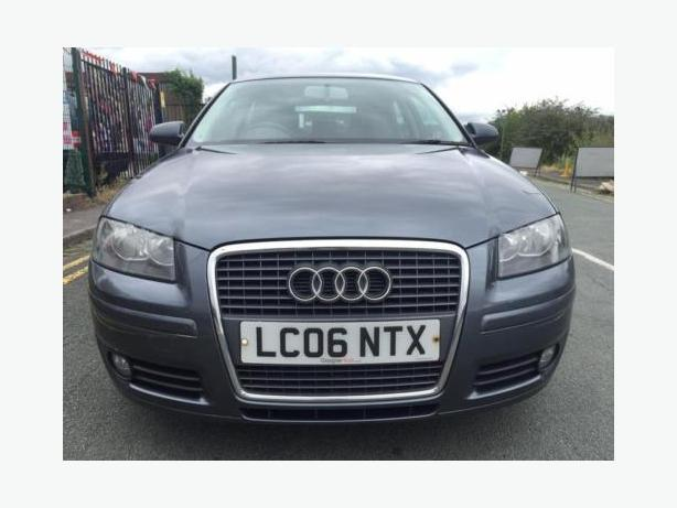 AUDI A3 2.0 SPORT TDI AUTO 2006 + 2 OWNERS + HPI CLEAR + LEATHER