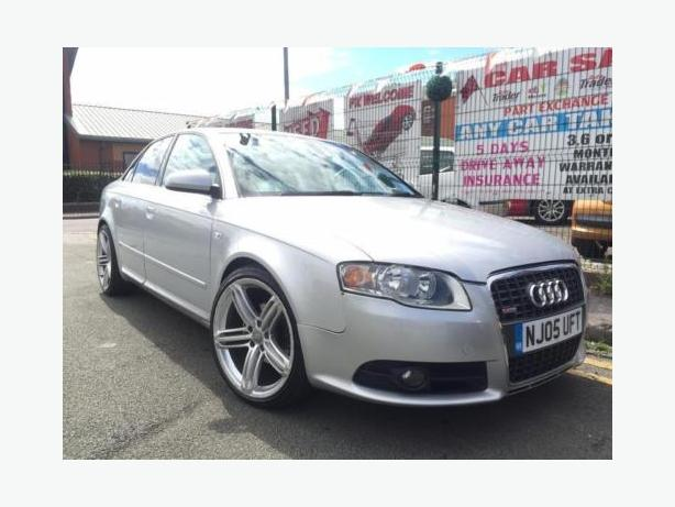 AUDI A4 S LINE 2.0 TDI + HPI CLEAR + STUNNING LOOKS + CAMBELT DONE BY AUDI