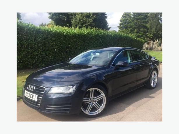 Audi A7 3.0 TDI MULTITRONIC 204PS