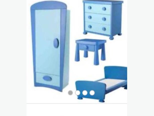 kids full bedroom set for sale