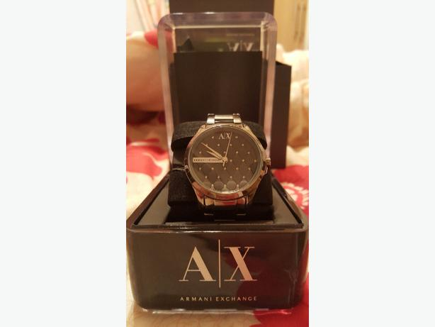 armani watch womens