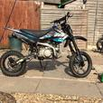 stomp welsh pitbike 120cc