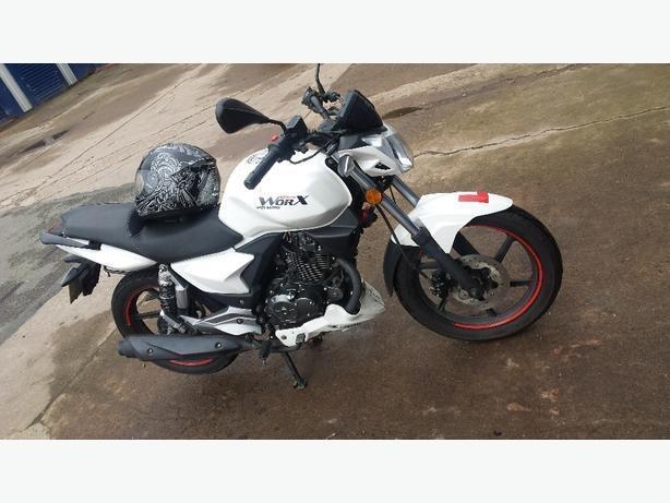ksr moto worxs 125 65 plate