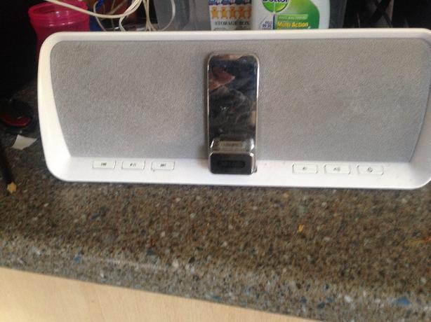 Iphone / ipod dock