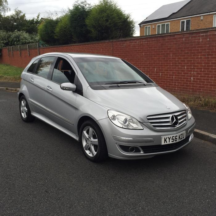 mercedes b class b180 cdi 2006 56 plate walsall dudley. Black Bedroom Furniture Sets. Home Design Ideas