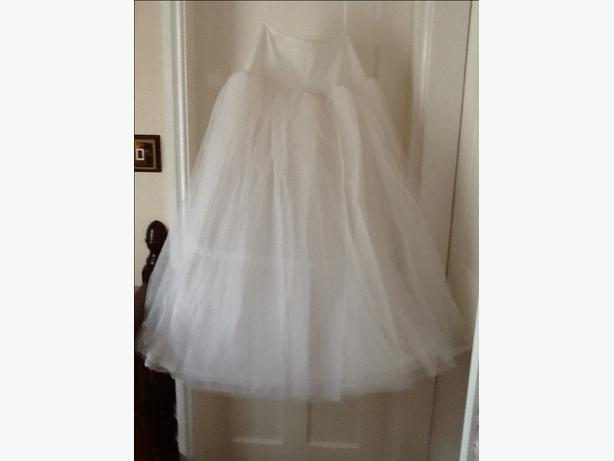 Underskirt for wedding dress