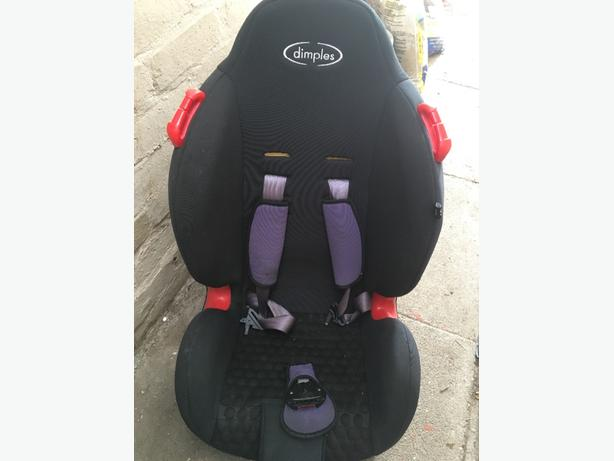 great quality car seat