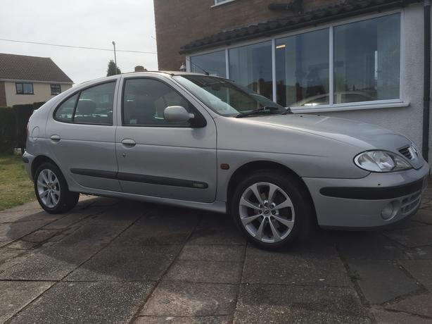 For sale Renault Megane 1.4  £295