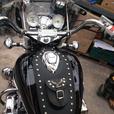 Honda Valkyrie f6c 1500 cc